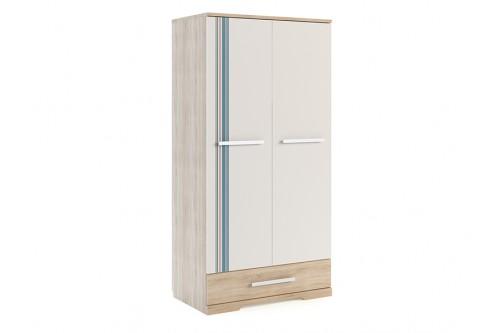 Шкаф 2-х дверный Лион 12