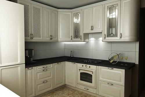 Кухня ЗАКАЗ №133