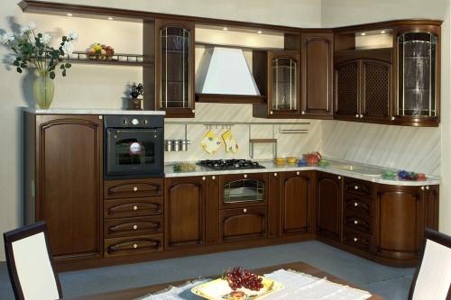Кухня ЗАКАЗ №137