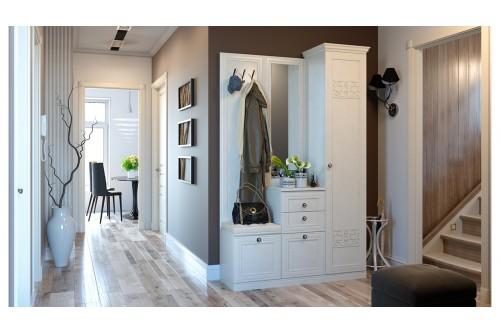 «Саванна» модульная мебель для прихожей