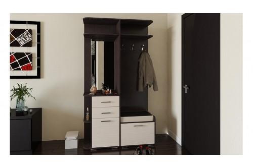 Набор мебели для прихожей «Пикассо» 3.1