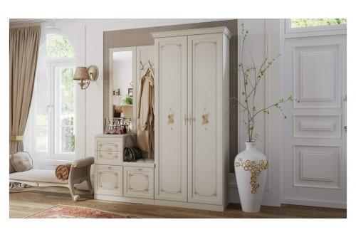 «Лючия» модульная мебель для прихожей