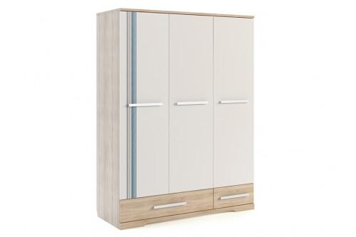 Шкаф 3-х дверный Лион 15