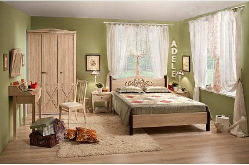 Спальня ADELE. Компоновка 4